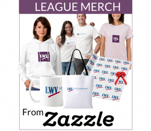 Purchase League Branded Products from Zazzle